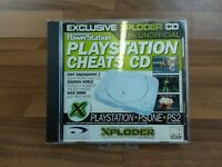 Pocket PowerStation Xploder cheat CD - PlayStation 1 & 2, PSOne, PS1 & PS2 game