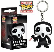 Ghostface Scream Funko Pop! Vinyl Figure Pocket Keychain