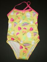 NEW Gymboree Girls 1 Piece Swimsuit Fruit Slice  NWT 4 5 6 8 10 12 14 Swim