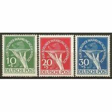 Briefmarken aus Berlin (1948-1949) als Satz Postfrische