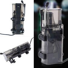 SK-300 Hang On Air Driven Protein Skimmer Nano Aquarium Marine Fish Tank UK
