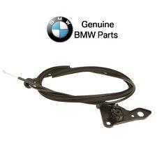 NEW BMW E36 318i 318ti 325i 328i M3 Driver Left Hood Release Cable Genuine