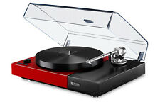 Perpetuum Ebner PE 2525 Turntable w/THORENS arm/Dust Cover MADE-IN-GERMANY