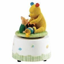 Winnie the Pooh and Piglet Musical - Disney Classic Pooh Nursery Gifts