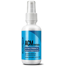 Results RNA  ACM METABO Extra Strength 4oz * (3 BOTTLE SPECIAL) * New!