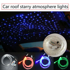 12V DIY Audio Fiber Optic Star Light Car Decorate Headliner Roof Ceiling Lamp