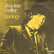 "FRANKIE MILLER - Darlin' (1978 VINYL SINGLE 7"" DUTCH PS)"