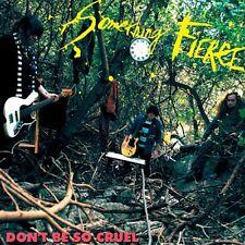 Something Fierce - Don't Be So Cruel LP NEW punk pop Garcia Gun Crazy Sevven