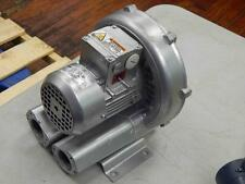 #212 Elmo Gardner Denver G-BH1 2BH1100-7AH06 Side Channel Blower Vacuum Pump