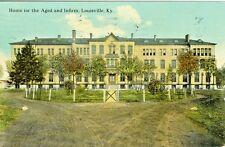 Louisville KY Home for the Aged and Infirm 1914