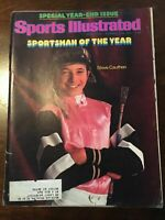 STEVE CAUTHEN - SPORTS ILLUSTRATED - DECEMBER 19-26, 1977