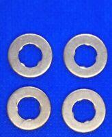 Ford Fiesta 1.4 TDCi Common Rail Diesel Injector Washers//Seals x 4