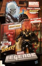 Marvel Legends Ghostrider Terrax Baf Wave Red Flame Variant Rare Brand New
