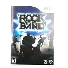 Rock Band Video Game for Wii