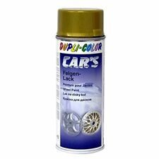 Dupli-color coches spray ruedas de oro 400 ml 385902