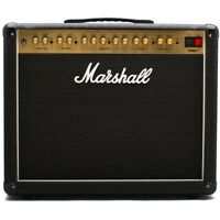 """Marshall DSL40CR Tube Guitar Combo Amplifier 40W 2-Ch 1x12"""" Amp w/ Footswitch"""