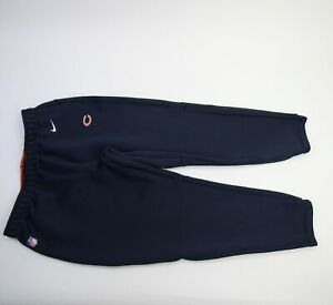 Chicago Bears Nike Dri-Fit Athletic Pants Men's Navy Used