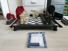 Harry potter noble collection the Final Challenge chess set (2006)