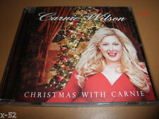 CARNIE of wilson phillips SOLO cd CHRISTMAS WITH silent night SANTA BABY white x