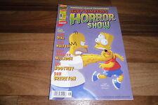 BART SIMPSONs HORROR SHOW  # 8 -- ein Simpsons Comic von Matt Groening