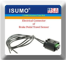 Connector of Brake Pedal Travel Sensor BST107 Fits: Chrysler Jeep Mercedes 97-12