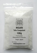 100 g nigari tofu coagulant, qualité alimentaire