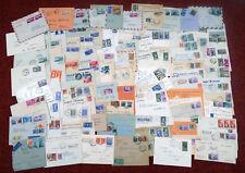 Repubblica - Storia Postale - Lotto di 100 buste - Alto valore  - ASTA !!!!!!!!
