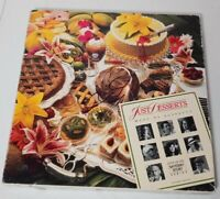 "Springbok Vintage Jigsaw Puzzle ""Just Desserts"" 500 Piece Mystery not Complete"