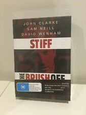 Shane Maloney,: Stiff ,Brush Off (DVD, 2005, 3-Disc Set) New! Australian Release