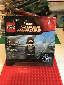 Lego Marvel Super Heroes 5002943 Winter Soldier Polybag - Brand New And Sealed