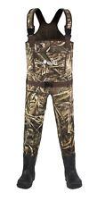 Oaki RealTree Max-5 Sz 4/5 Camo Waterproof Little Kids Waders 4003845 Shoe Sz 11