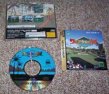 Sega Saturn: Japanisches Golf - Extra 36 Holes