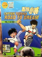 Captain Tsubasa: Road to Dream (Chapter 1 - 52 End) ~ All Region ~ Brand New ~