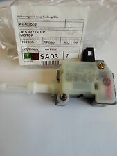 VW CADDY/PASSAT TAILGATE ELECTRIC LOCK/CATCH RELEASE MOTOR 3B5827061C OE PART