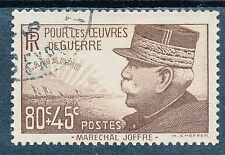 CO - TIMBRE DE FRANCE N° 454 oblitéré