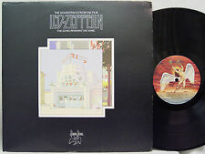 LED ZEPPELIN - The Song Remains the Same LP (RARE US Club Pressing on SWAN SONG)
