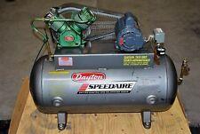 Dayton Speedaire Dental Oil Free Air Compressor Unit 2 Hp 220v 80 Decibels