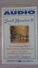 Audio Book Small Miracles II  Heartwarming Gifts Of Extraordinary Coincidences