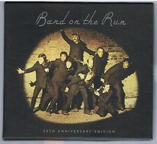 PAUL Mc CARTNEY McCARTNEY  BAND ON THE RUN BOX CD BEATLES