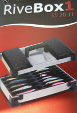 RIVE  Köderbox 1  -  Format  F5  -  Neu & OVP -  MEGA-SCHNÄPPCHEN**