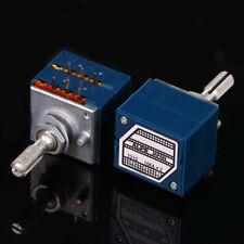 New ORIGINAL ALPS RK27 27 Type Dual 10K Potentiometer Plum Handle