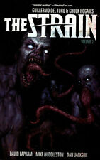 THE STRAIN VOL 2 TPB Guillermo Del Toro Dark Horse Horror Vampire Comics 7-11 TP
