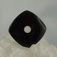 Obsidiana Arcoíris Colgante donut 40mm cuadradas Arco Iris Obsidiana con lb