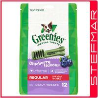 Greenies for Dogs Regular Blueberry 340g