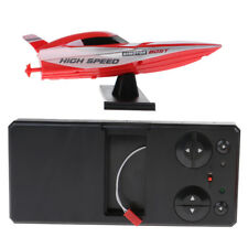 Mini RC Remote Control Boats 4CH Ready To Go Racing Boat Modelo de juguete