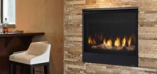 "Majestic Quartz 32"" Direct Vent Gas Fireplace QUARTZ32  W/ Free Brick Panels"