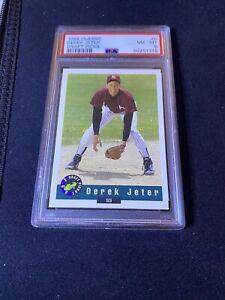 1992 Baseball Classic Draft Picks #6 Derek Jeter RC PSA 8 NM-MT HOF GREAT!!