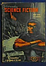 Astounding Science Fiction May 1950  1st L. Ron Hubbard Dianetics