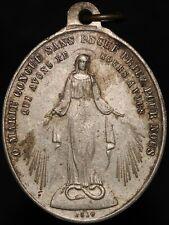More details for 1830 | sancta agnes ora pro nobis congregation of st. agnes medal | km coins