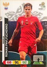 200 Roman Pavlyuchenko - UEFA EURO 2012 ADRENALYN XL PANINI (10)